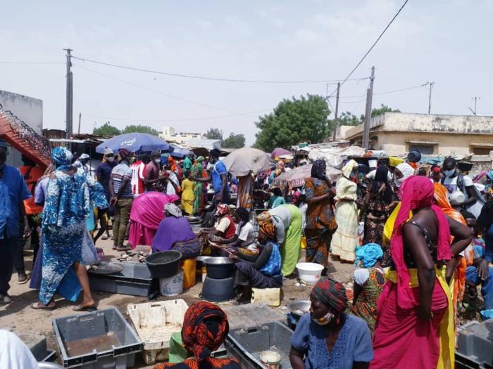 MBACKÉ / Mort hier au marché : Le marayeur-doker n'avait pas le Covid-19