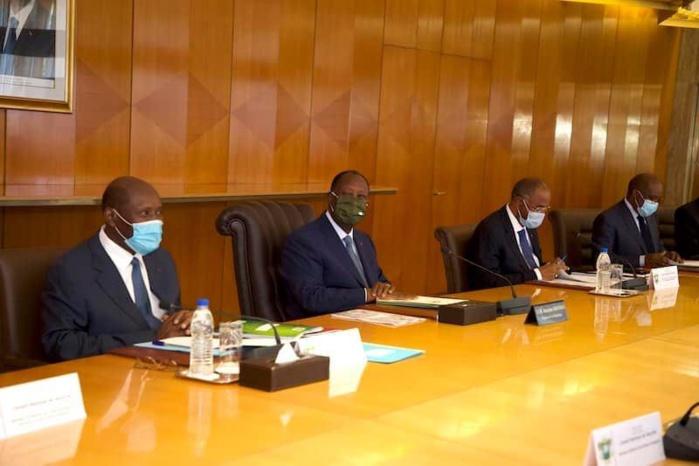 COVID-19 : Les nouvelles mesures prises par le Président Alassane Ouattara.