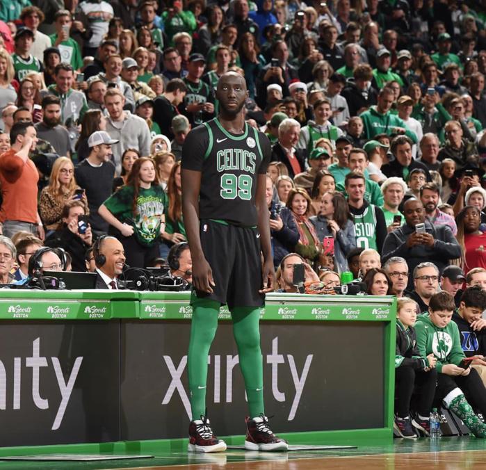 Tacko Fall (Pivot Boston Celtics, NBA) : « J'essaie de donner le meilleur de moi-même en tant que Sénégalais et en tant qu'Africain »