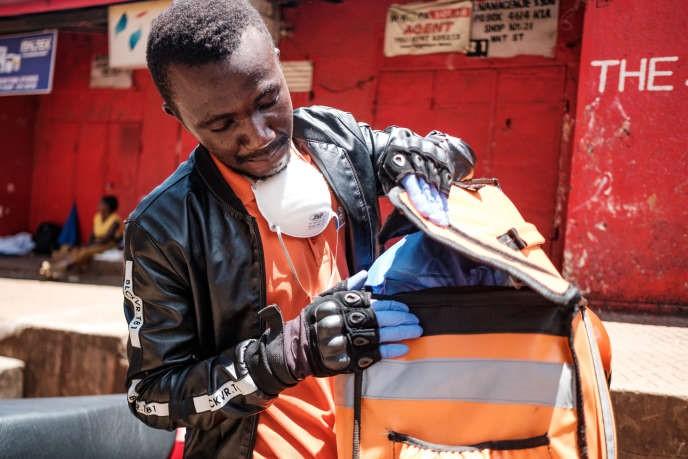 En Afrique, le coronavirus fait les affaires des plates-formes de livraison à domicile