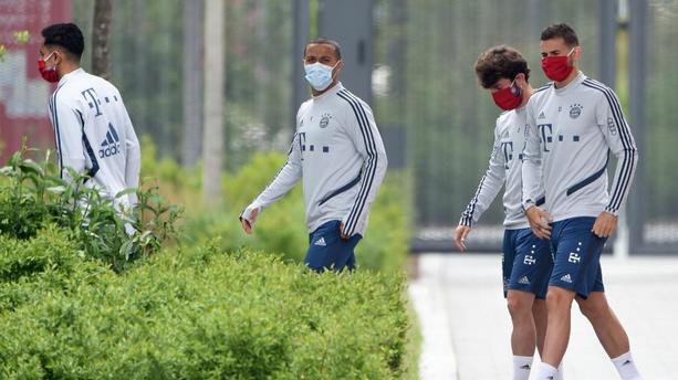 Football et Covid-19: Le championnat Allemand a repris ce samedi à huis clos