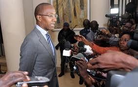 """Abdoul Mbaye : """"La logique du plan Jaxaay doit être poursuivie"""""""