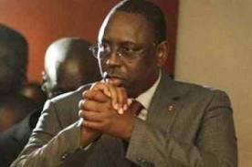 Macky Sall de retour à Dakar.