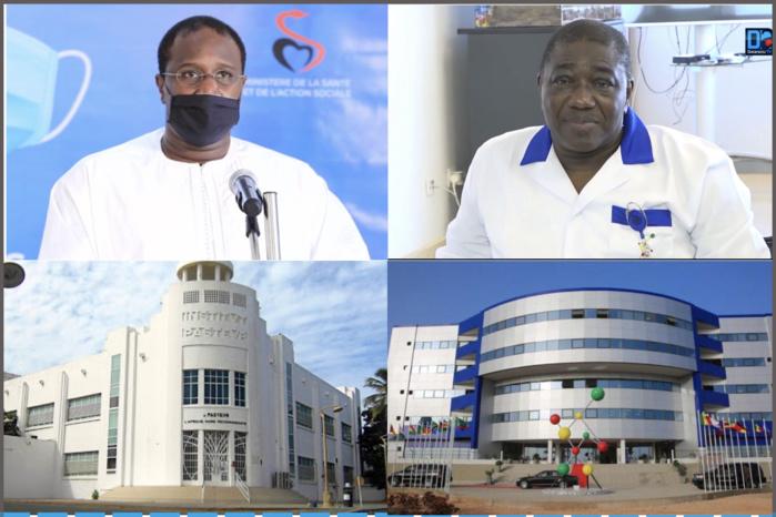 Souche de la Covid-19 : « L'institut Pasteur n'a jamais reçu de demande officielle émanant de l'Iressef » (Administrateur Général)
