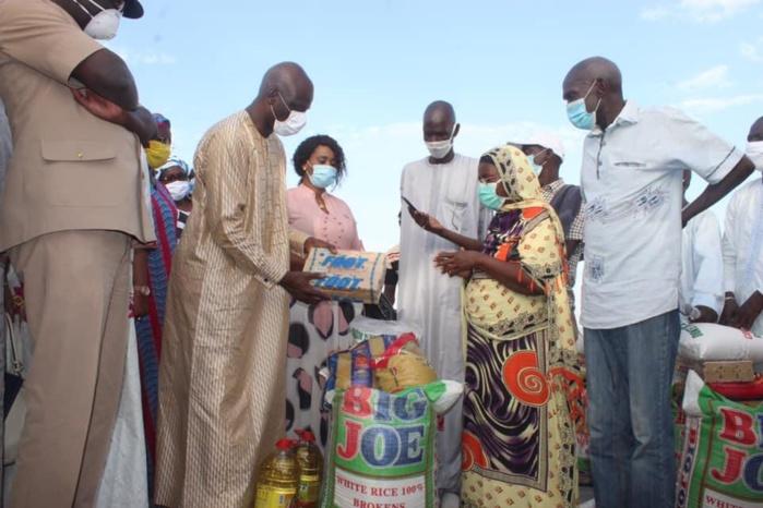 Linguère : La distribution des vivres va aider à résoudre l'insécurité alimentaire (ministre)