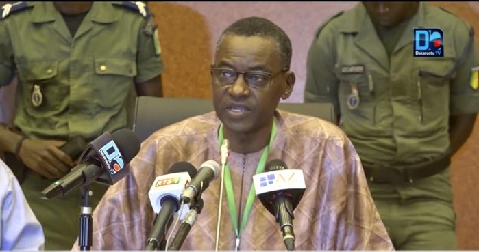 Décision : Le juge Demba Kandji détaché à la Présidence de la République.