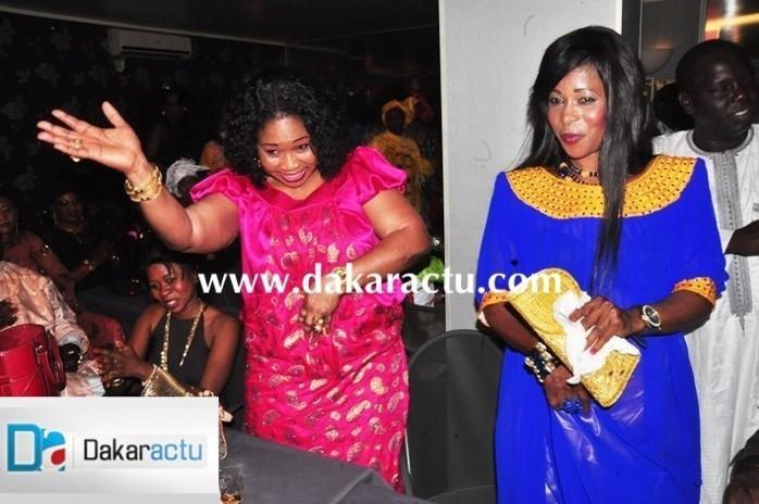 Voici Mame Ndiaye la femme de Mbaye Dieye Faye, et la belle-mère de Birane Ndour, le fils de Youssou Ndour