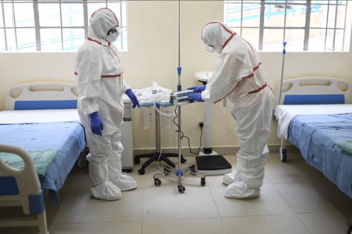 URGENT : Le Sénégal enregistre son 34e décès lié à la Covid-19.