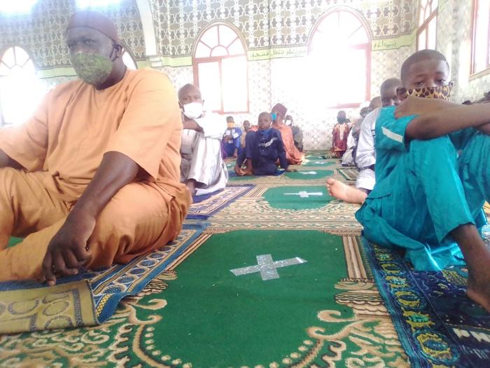 Korité à Kolda : « Les hommes doivent se repentir… tous les maux sociaux comme la covid-19 sont le fruit des péchés commis » (Imam Ratib de la grande mosquée)