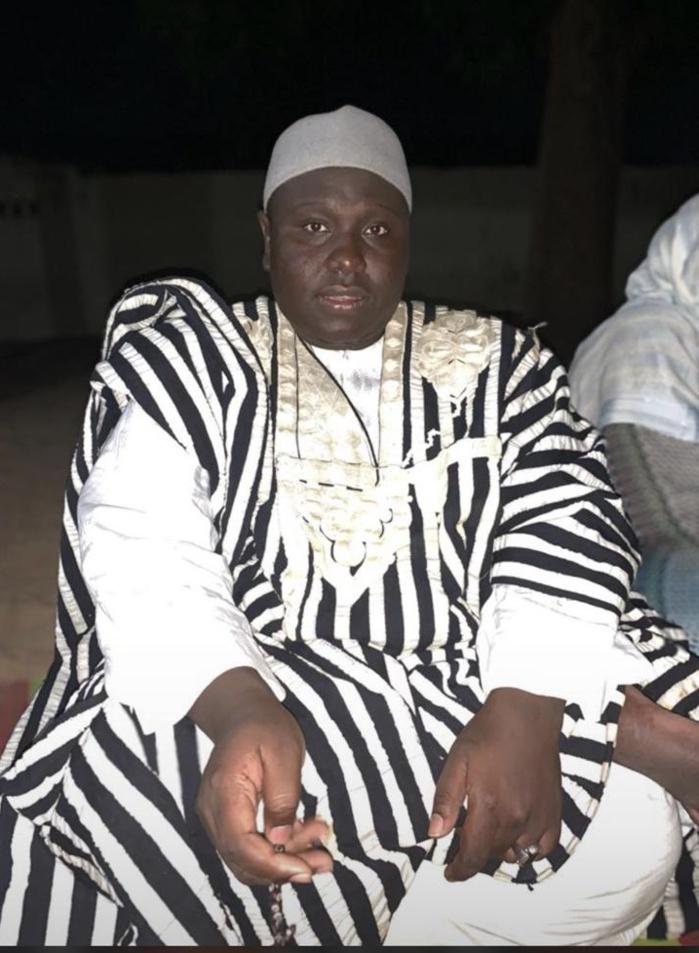 NÉCROLOGIE : Rappel à Dieu de Mouhamadoul Habib Niang du Sirmang.