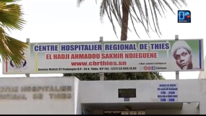 Thiès  : Khombole enregistre son 1er malade de la covid-19