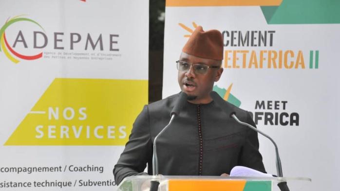 « Pour moi, c'est presque une défaite de penser qu'on ne puisse pas formaliser le secteur informel » (Idrissa Diabira, Dg ADEPME)