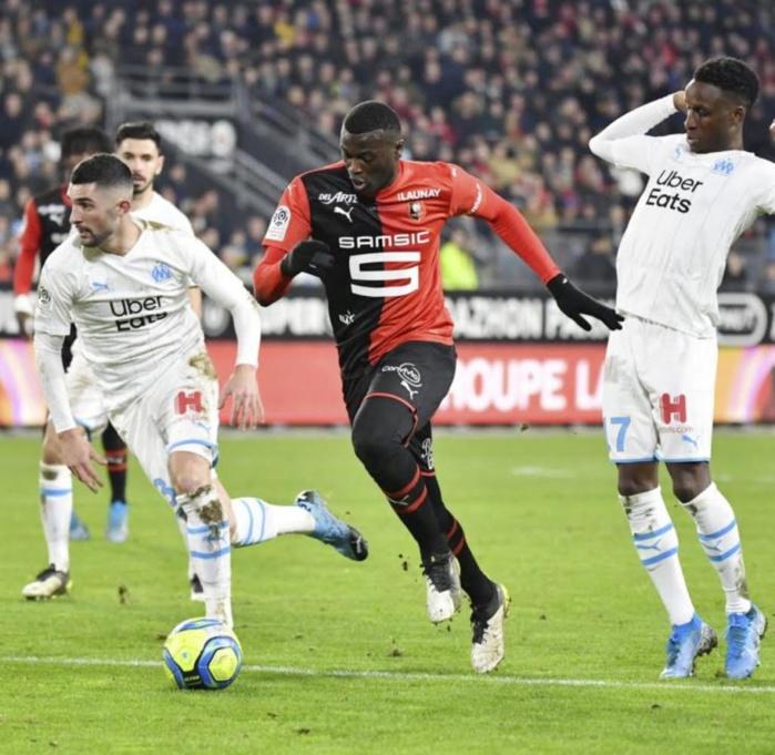 Transfert : Mbaye Niang pourrait rejoindre l'Olympique de Marseille cet été.