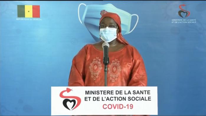 SÉNÉGAL : 97 nouveaux cas testés positifs au coronavirus, 96 nouveaux guéris et 14 cas graves en réanimation.