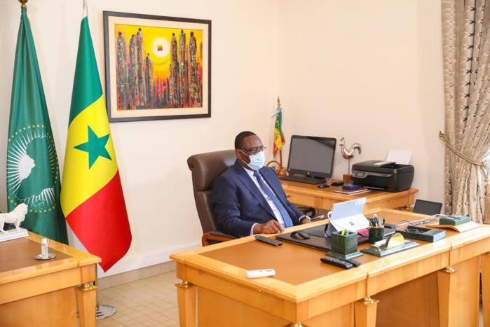Les nominations en conseil des ministres du Mercredi 3 Juin 2020