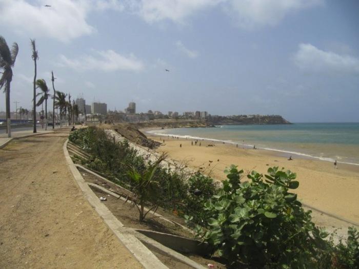 Beaucoup de constructions sur la Corniche de Dakar arrêtées !