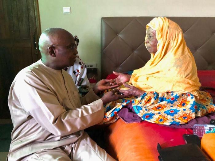 Serigne Mbaye Thiam en deuil : Le ministre perd sa mère.