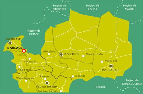Installation d'une délégation spéciale: Sangalkam 2 se dessine à Nguèlou dans le département de Guinguinéo