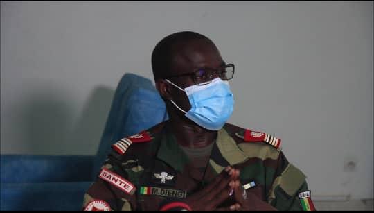 Le Centre de traitement des cas asymptomatiques de Thiès est saturé : 174  patients dont un bébé de 3 mois et une vingtaine de militaires y ont été admis.