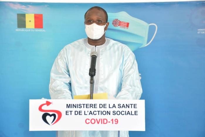 Dr Amadou Sall (Institut Pasteur) : « Le nombre de tests a été multiplié par 20 depuis début mars, avec une capacité qui est passée de 500 à 2000 »