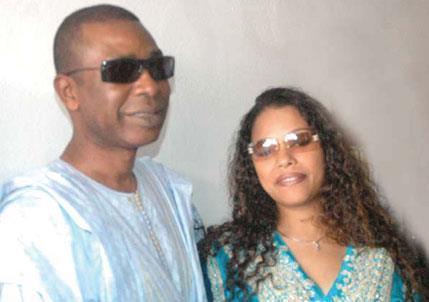 Concert du 8 septembre: Aïda Coulibaly Ndour met la main à la pâte.