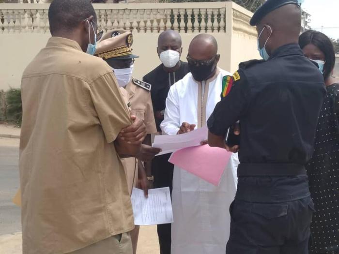 Litige foncier Barth Dias-Sertem sur le littoral : ce qui a été convenu entre le Préfet de Dakar et le maire de Sacré-Coeur …