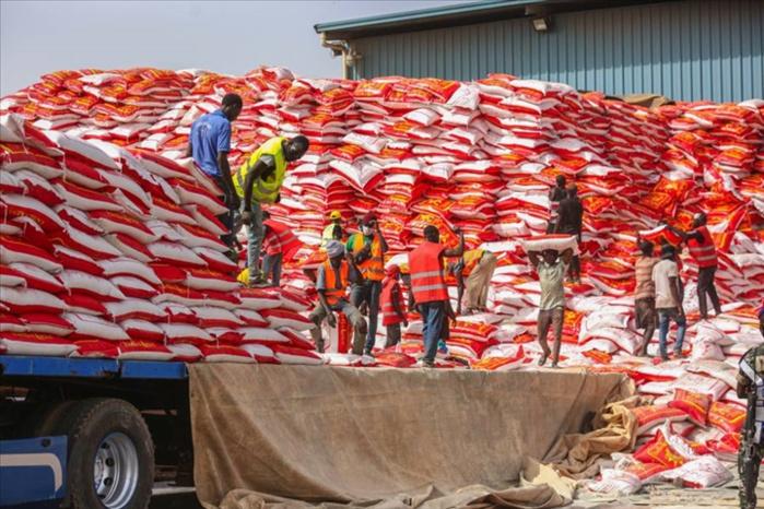 Commune de Gaé : Un magasin cambriolé et une part importante de l'aide alimentaire emportée par des malfaiteurs.