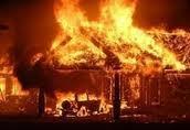 Incendie : Le marché central de Kaolack réduit en cendres.