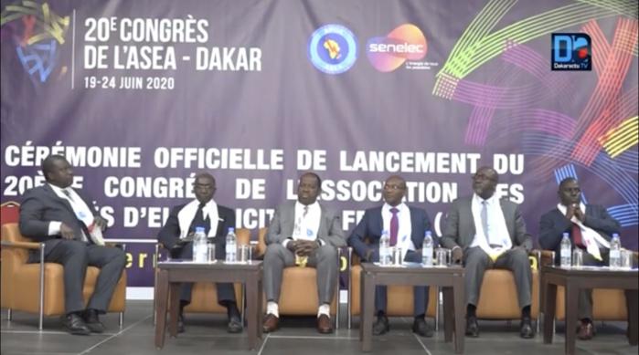 Dakar : Report du 20ème Congrès de l'ASEA