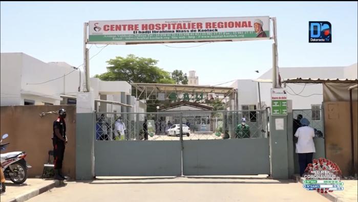 Covid-19 / Nouveau cas communautaire à Kaolack : 15 contacts provisoirement recensés... 02 patients guéris.