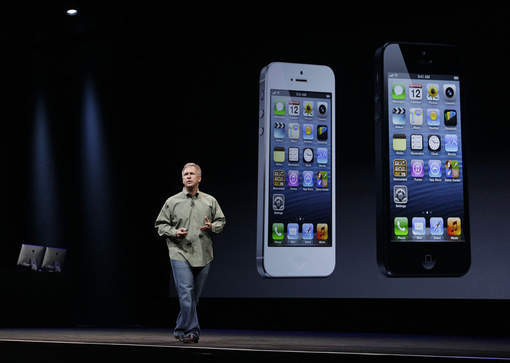 Apple a dévoilé le nouvel iPhone