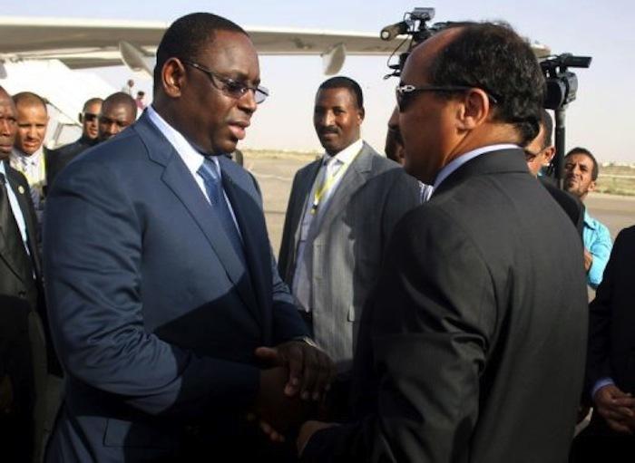 Les véritables raisons du  déplacement de Macky Sall en Mauritanie