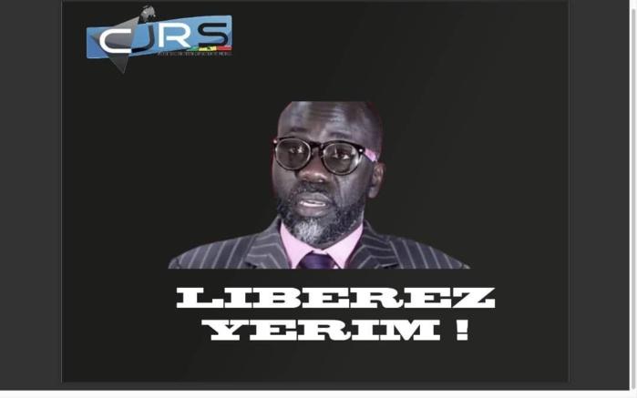 Élan de solidarité : La Convention des Jeunes Reporters manifeste son soutien à Cheikh Yérim Seck.