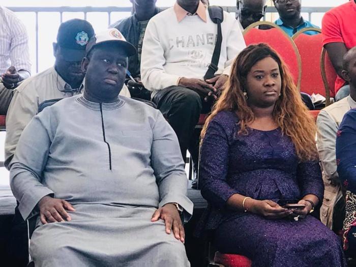 COVID-19 : Le maire de Guédiawaye, Aliou Sall, son épouse et les membres de sa famille guéris.