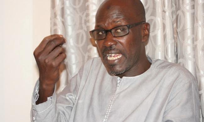 «Mansour Faye et le doyen Homère Seck sont des militants de l'Apr» (Seydou Guèye)