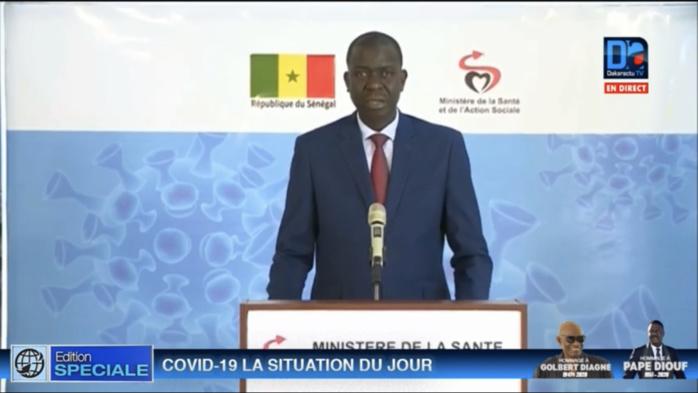Ministère de la santé : Le Dr Aloyse Diouf « va quitter » le poste de Directeur de Cabinet