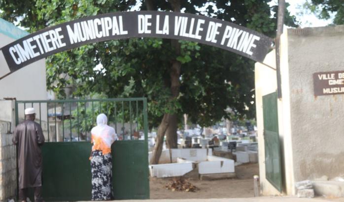 Le cimetière de Pikine au bord du gouffre : Les confessions de M. Sarr conservateur des lieux.
