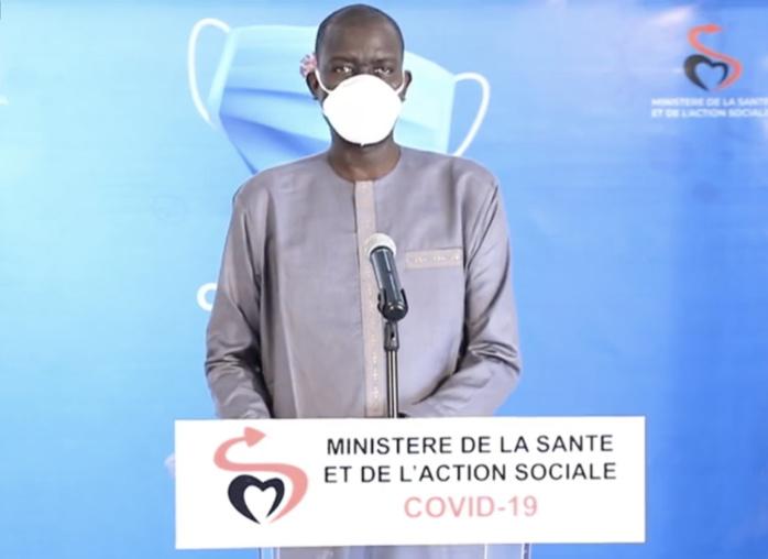 SÉNÉGAL : 144 nouveaux cas testés positifs au coronavirus, 71 nouveaux guéris, 3 nouveaux décès et 16 cas graves en réanimation.