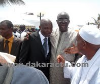 Moustapha Cissé Lô élu parlementaire de la Cedeao.