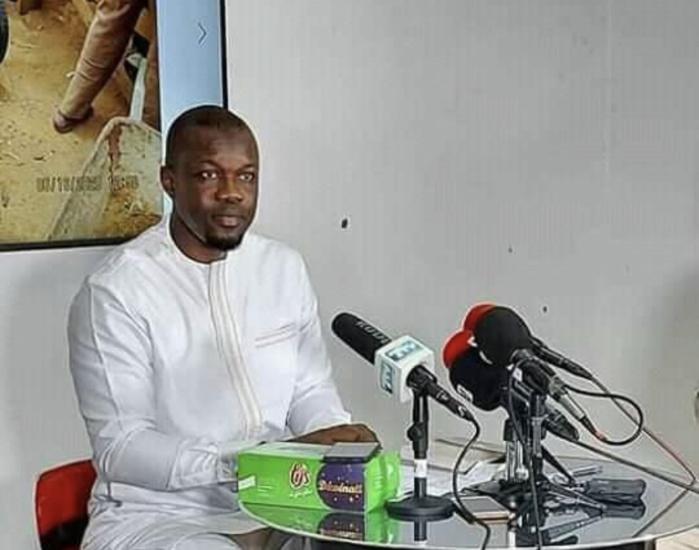 Ousmane Sonko, président Pastef : « L'article 80 est une hérésie juridique qui doit disparaître de notre corpus pénal »