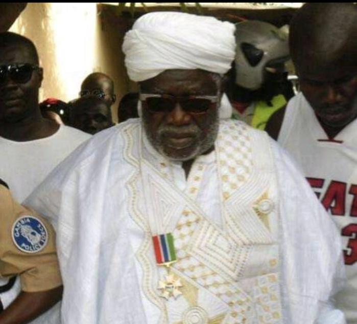 Kaolack / Ndiaffate : Rappel à Dieu du khalife de Touba Sanokho à l'âge de 117 ans.