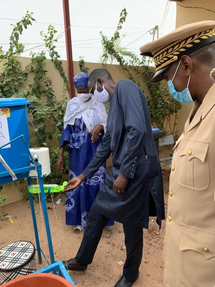 Reprise des cours du 25 Juin prochain : Dame Diop visite les écoles dans les zones les plus reculées du Sénégal.