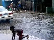Thiès : de fortes précipitations occasionnent de lourds dégâts matériels.