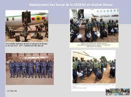 Sale temps pour nos compatriotes en Guinée Bissau.