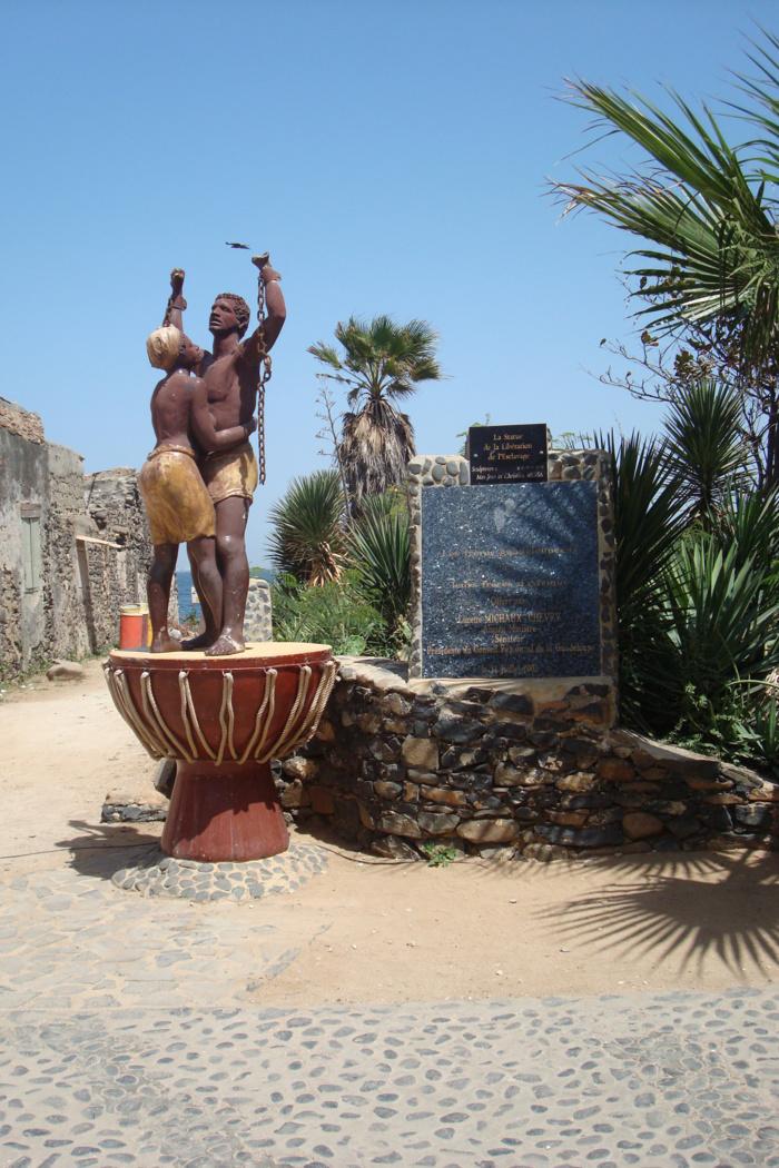 Gorée : « La place de l'Europe » change de nom