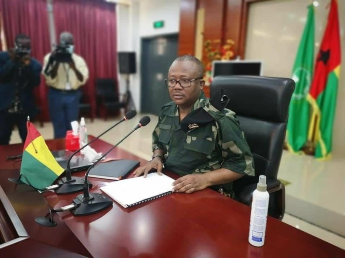 Guinée Bissau : Le président Embalo limoge cinq ministres.
