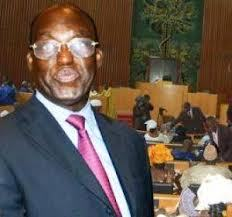 Le président de l'Assemblée nationale en déplacement en Côte d'Ivoire.