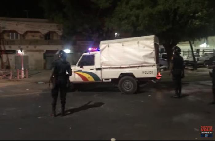 Urgent / Saly : La Police démantèle un réseau de traite de personnes.