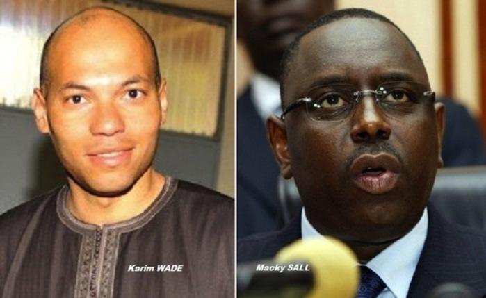 Macky Sall -Karim Wade : Qu'est-ce qui lie les deux hommes?