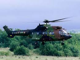 Un nouvel hélicoptère pour l'Armée de l'Air sénégalaise